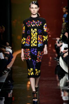 Peter Pilotto Fall 2014 Ready-to-Wear Collection Slideshow on Style.com