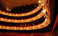 Royal Opera House. London's oldest theatres
