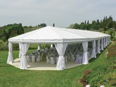 Tensostrutture per il tuo matrimonio,Roma, Lazio