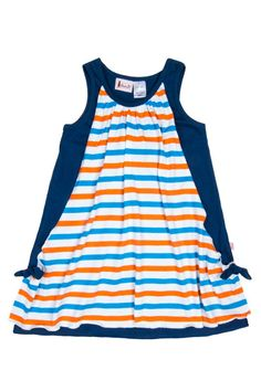 Back Tie Girls Maxi Dress for kids- perfect to wear to the park, play date or back to school | Little Trendsetter #backtoschool #kidsclothes #toddlerclothes #kidsmaxidress