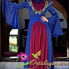 Fatma Sevildi Kapalı Abiye Modelleri