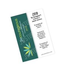 Be Courageous Regional Convention Bookmark   Be Courageous Convention    JW Convention 2018   JW Gifts   Convention Gifts   JW.org