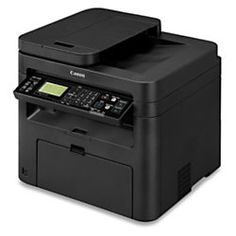 Canon imageCLASS® MF244dw Monochrome Laser All-In-One Printer, Copier And Scanner