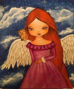 Obraz znaleziony dla: angels by ankakus