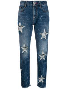 Shop online blue Philipp Plein stars boyfriend jeans as well as new season, new arrivals daily. Boyfriend Jeans, Jeans Brillantes, Custom Clothes, Diy Clothes, Clothes Women, Jeans Refashion, Diy Jeans, Jeans Vintage, Philipp Plein Jeans