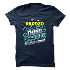 [Popular tshirt name ideas] RAPOZO  Teeshirt this week  RAPOZO  Tshirt Guys Lady Hodie  SHARE and Get Discount Today Order now before we SELL OUT  Camping administrators