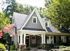 Arts And Crafts Style, My Retirement Home ; ) Small House Design, Dream