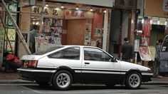 Out and About: Toyota Trueno | Flickr - Photo Sharing!