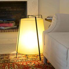 gaia lampe en rotin noir blanc h52cm lampe rotin bambou pinterest gaia et salons. Black Bedroom Furniture Sets. Home Design Ideas