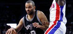 Tony Parker - San Antonio Spurs - Joakim Noah - Chicago Bulls - Nicolas Batum - Charlotte Hornets