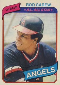 1980 Topps Rod Carew #700 Baseball Card Value Price Guide