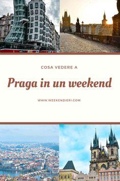 Cosa visitare a Praga in un weekend? Se stai programmando un viaggio nella capitale della Repubblica Ceca, ti consiglio di leggere questo articolo che elenca tutti i luoghi da visitare a Praga in un paio di giorni.  #visitarepraga #luoghidavisitarepraga #cosavisitareapraga #pragarepubblicaceca @iweekendieri