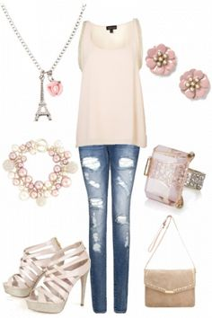 Check out this outfit I created on Fantasy Shopper, what do you think? #style #fashion #outfit