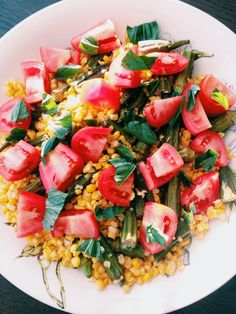 D.M.R. Fine Foods: Summer Corn Salad