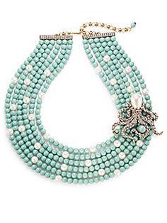 Dazzling Summer Dalliance Necklace