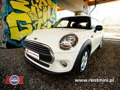 Nowy Mini One Silnik: 1.2 turbo Moc: 102 KM Miejsc: 4 Skrzynia biegów: manualna Dodatki: bluetooth http://rentmini.pl