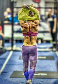 Stacie Tovar in East Coast Championships