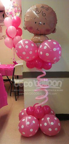 Balloon Decoration, My Deco Balloon Balloon Columns 2
