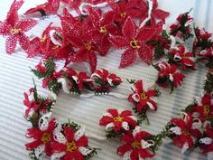 turkish #oya #needlelace - $42.00, via Etsy.