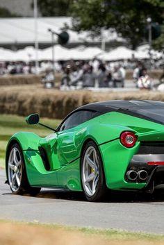 Kallisto Stelios Karalis || LUXURY Connoisseur || &*+Ferrari Laferrari