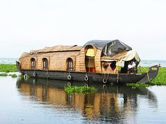 I want to go.  The houseboats in Kerala