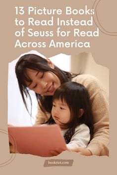 Dr. Seuss's work has been criticized for being problematic; consider reading one of these inclusive picture books for Read Across America.