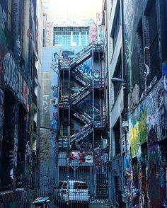 #laneway #melbourne #australialife #2016❤