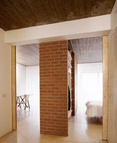 Appartment KSK / Dierendonck Blancke Architecten