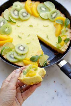 A la Prova del cuoco: Torta in padella al profumo d'estate | Tempodicottura.it