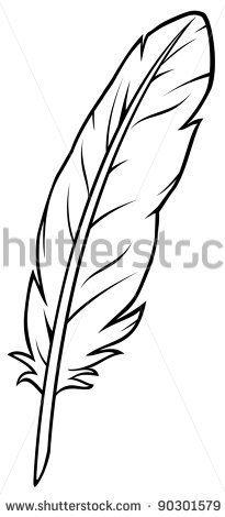 tattoo stencils templates - tattoo stencils & tattoo stencils outline & tattoo stencils for women & tattoo stencils templates & tattoo stencils outline design & tattoo stencils simple & tattoo stencils outline transfer paper & tattoo stencils unique Feather Clip Art, Feather Stencil, Feather Template, Feather Drawing, Feather Pattern, Feather Vector, Feather Design, Drawing Art, Sculpture Sur Cuir