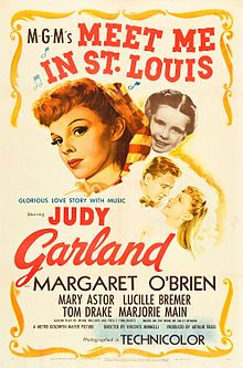 Meet Me in St. Louis (1944) Judy Garland, Margaret O'Brien and Mary Astor