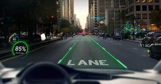 WayRay, a swiss-based tech company, is looking to use AR technology to turn the windscreen of your car into a holographic navigation system that works as part of a connected car system. Augmented Reality, Virtual Reality, Car Ui, Dashboard Car, Car Experience, Thermal Imaging, Technology World, Technology News, Interactive Installation