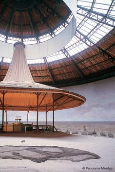 Panorama Mesdag is a cylindrical painting of about 14 meters high and with a circumference of 120 meters. La Haye, The Hague, The Dunes, North Sea, Rotterdam, Where To Go, Netherlands, Dutch, Coastal