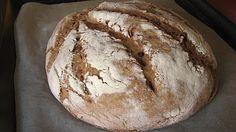 Sladký Sen: Pain de Seigle - ražný chlieb