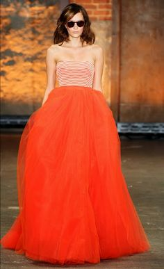 Look to Love: Beautiful Ball Skirts, Christian Siriano