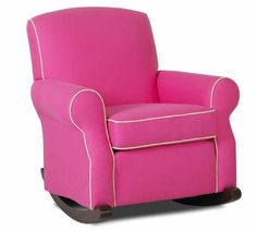 Marlowe Rocking Chair, you can choose your own fabric and color