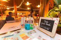 Caracola Wedding Reception