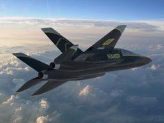 Saker S-1 : le jet au look d'avion de chasse
