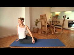 Want to know the acupressure point for colds? Learn how to purify the body, using yoga to strengthen immunity, detoxify through the breath and soothe a sore throat.  QiYoga is a healing, therapeutic style of yoga designed to heal all kinds of ailments including the common cold.  Feel positive and healthy in no time at all!    This video also shows...