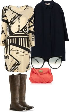 """""""Winter Dress"""" by ohry on Polyvore"""