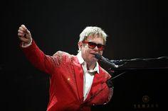 Elton John Photos: Dick Clark's New Year's Rockin' Eve With Ryan Seacrest 2015