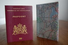 Passport cover > made by CinaMon