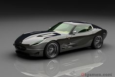 Jaguar XKR-Based Lyonheart K Pays Homage to E-Type, Updates Vizualtech Growler E - Photo Gallery of Official Photos and Info from Car and Driver - Car Images - Car and Driver Luxury Sports Cars, British Sports Cars, Cool Sports Cars, New Jaguar, Jaguar E Type, Rolls Royce, Supercars, Type E, Auto Retro