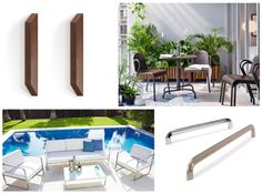 Outdoor furniture and handles suggestions by viefe.com