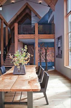 table  l  Tahoe Ridge House