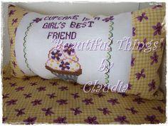 "My creations room: ""Cupcake friend""!!"