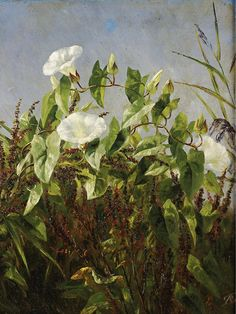 Things of beauty I like to see, Anthonore Christensen (Danish, 1849-1926) -...