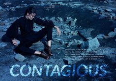 CONTAGIOUS - Fashion Editorial by Molly Van Kley