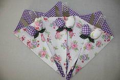 Mesa Bonita: Idéias Decorativas: porta talheres em tecido
