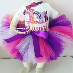 A personal favorite from my Etsy shop https://www.etsy.com/ca/listing/288139831/twilight-sparkle-birthday-outfit-my